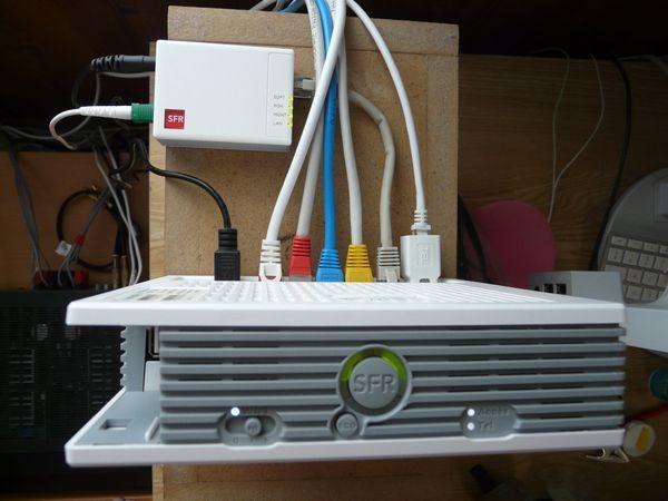 Raccourcir soi m me la fibre optique install e dans son appartement - Installation de la fibre optique chez soi ...